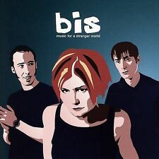 Music for a Stranger World [EP] by bis (CD, Feb-2001, Lookout)