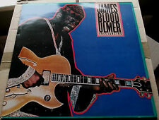 JAMES BLOOD ULMER FREE LANCING - DEMO COPY - 1981 CBS 85224 A2 B1 NEAR MINT COND