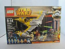 """LEGO """"Star Wars""""Naboo Starfighter #75092 BRAND NEW FACTORY SEALED"""