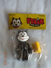 "FELIX THE CAT POSEABLE  3-1/4"""" CARTOON COMIC CHARACTER FIGURE (NIP)"
