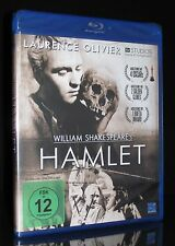 BLU-RAY WILLIAM SHAKESPEARE - HAMLET - 1948 - LAURENCE OLIVIER + JEAN SIMMONS **
