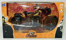 New ray 42113 indian chief diecast modèle moto 1:12th échelle
