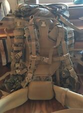MARPAT ILBE MAIN FIELD PACK BACKPACK WITH LID, WAIST BELT AND SHOULDER STRAPS