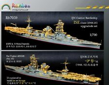 Rainbow 1/700 Rb7059 IJN Aircraft Battleship Ise for Fujimi
