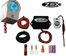 ZEX MACHINE GUN RAPID FIRE BLUE LED NITROUS PURGE LIGHT KIT 82370-B