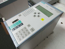 SIEMENS  SIPROTEC  OVER PROTECTION RELAY 7SJ62 7SJ6225-2BC90-3FE0/EE