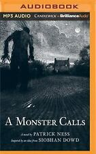 A Monster Calls : Inspired by an Idea from Siobhan Dowd by Patrick Ness...