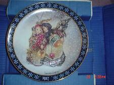 Konigszelt Bayern Die Weihnachtsengel - THE CHRISTMAS ANGELS Plate 1987