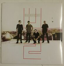 U2 Magnificient Cd-Single Francia 2009 Funda cartón