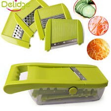 Vegetable slicer can adjust the thickness grater potato slicer for household 7pc