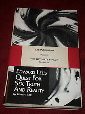TAL Ultimate 6-Pack SIGNED Edward Lee Elizabeth Massie Lucy Taylor D. F. Lewis