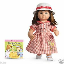 American Girl Bitty Baby Twins Birthday Dress Outfit NEW in Box Twins