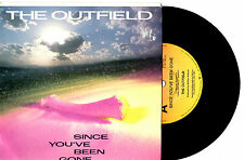"""THE OUTFIELD - SINCE YOU'VE BEEN GONE - RARE PROMO 7"""" 45 RECORD PIC SLV 1987"""