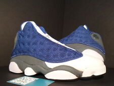 05 Nike Air Jordan XIII 13 Retro ALL-STAR FRENCH NAVY BLUE FLINT GREY WHITE DS 9