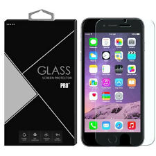HIGH QUALITY FOR IPHONE 5S 5C 5 PREMIUM REAL TEMPERED GLASS SCREEN PROTECTOR NEW