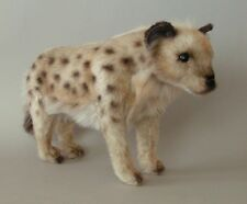 "HANSA 14"" SPOTTED HYENA STANDING SOFT TOY BRAND NEW"