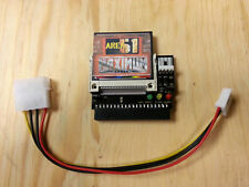 AREA 51 / MAXIMUM FORCE COMPACT FLASH CARD NEW  WARRANTY