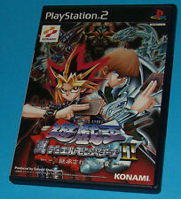 Yu-Gi-Oh Duel Monsters 2 - Sony Playstation 2 PS2 Japan - JAP