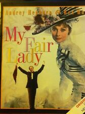 My Fair Lady Original Soundtrack Recording Audrey Hepburn and Rex Harrison