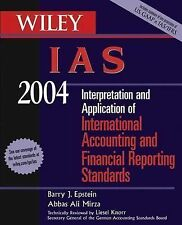 WILEY IAS 2004: Interpretation and Application of International Accounting and F