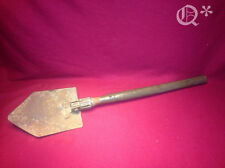WWII Japan Green Military Folding Trench Camping Shovel
