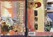 Weathering Continent DVD New Anime