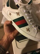 Gucci Shoes Sneaker Sz. 10 MICROSOFT AYERS Wht Gucci Ace