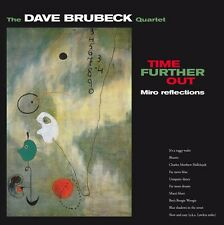 Dave Brubeck Quart - Time Further Out - Import Vinyl - 180g SEALED NEW! LP