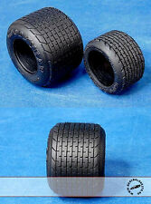 HIRO 1/20 RUBBER FULL WETS GY TYRE SET 70's for TAMIYA HASEGAWA LOTUS 78 79 M23