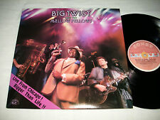 Big Twist & The Melllow Fellows /Live from Chicago-LP-(Alligator Sonet)Top Zusta