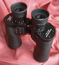 Strathspey new 10x50 Marine / Military spec. waterproof Binoculars with case