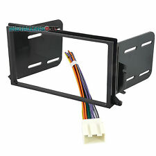 CONTINENTAL CAR STEREO DOUBLE/2/D-DIN RADIO INSTALL DASH KIT W/ WIRES 95-5809