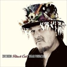 ZUCCHERO - BLACK CAT   CD NEU