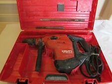 Hilti TE 80-ATC AVR Hammer Drill with Case       #1