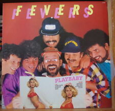 FEVERS BABY SITTER SEXY POSTER INNER SLEEVE BRAZIL  RCA 1985