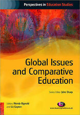 Global Issues and Comparative Education by SAGE Publications Ltd (Paperback,...