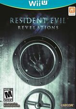Resident Evil Revelations (Wii U, 2013) Disc Only - UNTESTED - Please Read
