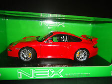 Welly Porsche 911 GT3 997 Red 1/18