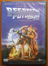 Regreso al Futuro parte III (Back to the Future part) [DVD] Michael J. Fox NUEVO