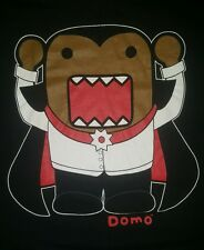 DOMO Vampire Graphic T Shirt XL Comic Anime Manga Character