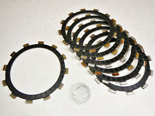 88 SUZUKI QUAD RUNNER LT-F250 CLUTCH FRICTION FIBER FIBRE PLATES DISKS RINGS