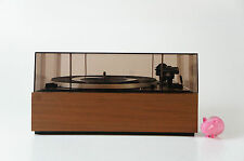 DUAL cs11 TURNTABLE VINTAGE GIRADISCHI Caricatore 70er anni DUAL 1214 Top