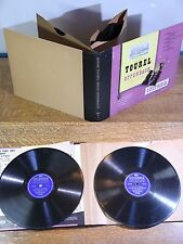 "78 ALBUM 2/2 Records 10"" 1940s Jennie Tourel sings Offenbach (in French) E"