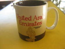 STARBUCKS MUG: UAE UNITED ARAB EMIRATES 473ML 16OZ W/ SKU STICKER