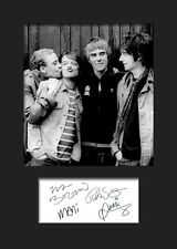 STONE ROSES #2 Signed Photo Print A5 Mounted Photo Print - FREE DELIVERY