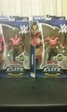 WWE ROAD WARRIORS MATTEL ELITE SERIES 30.2.WRESTLING FIGURES. ANIMAL & HAWK. WWF