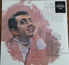 Dean Martin DEAN MARTIN SINGS 180g DOL New Sealed Vinyl Record LP