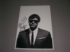 Bo Saris  signed signiert autograph Autogramm auf 20x30 Foto in person
