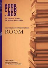 Bookclub-in-a-Box Discusses Room by Emma Donoghue (Book Club in a Box: The Com..