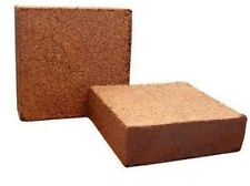 3 kg COCO FIBER coconut coir worm castings media cacti hydroponic soilless brick